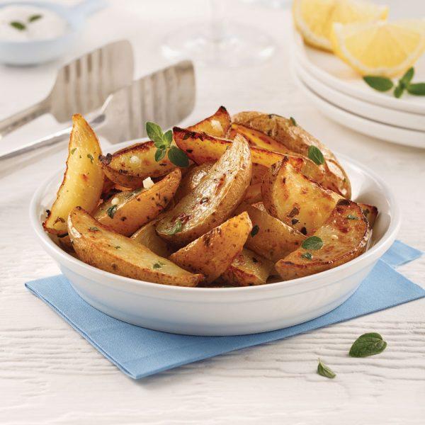 Patates grecques faciles à faire