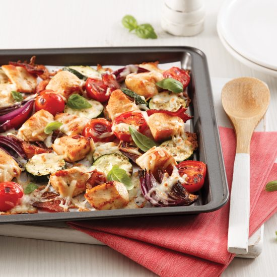 Italian Sheet-Pan Chicken