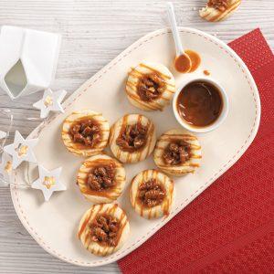 Biscuits tarte aux pacanes