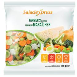 légumes choix du Maraîcher