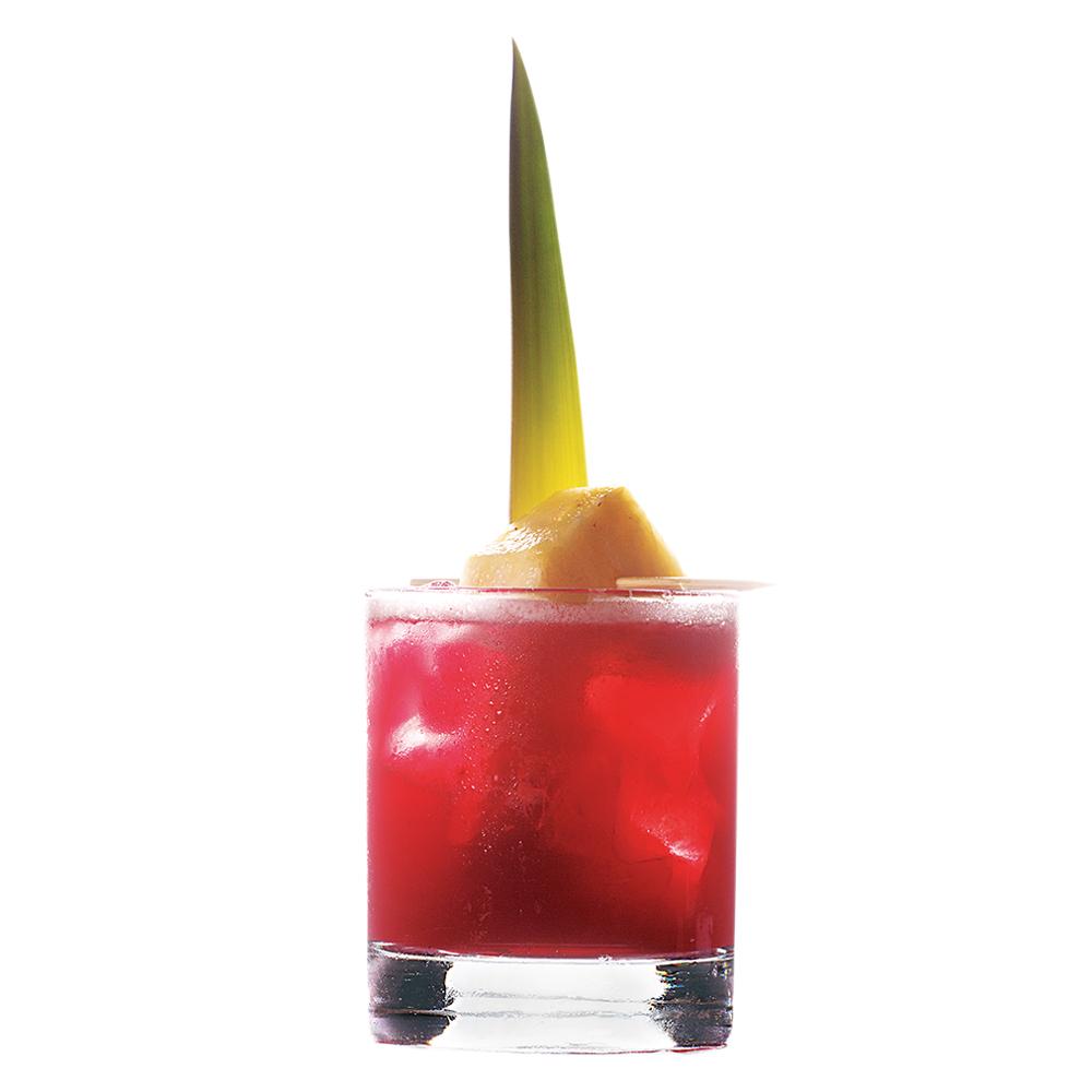 The Fiery Pineapple