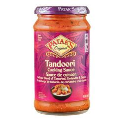Sauce cuisson tandoori Pataks