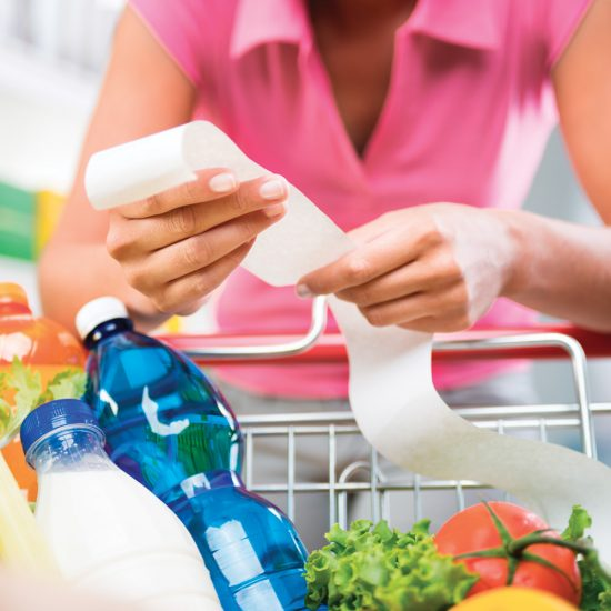 Combien coûte vraiment une épicerie pour une famille de quatre?
