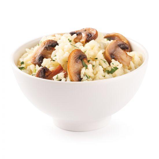 Riz pilaf aux champignons