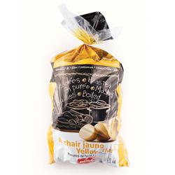 pommes de terre à chair jaune Patates Dolbec