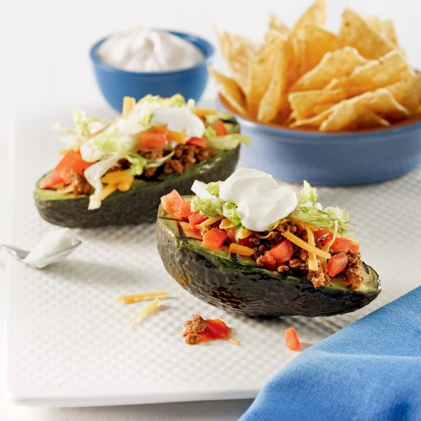 Avocats style tacos