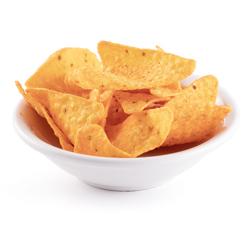 Croustilles de tortilla au fromage nacho