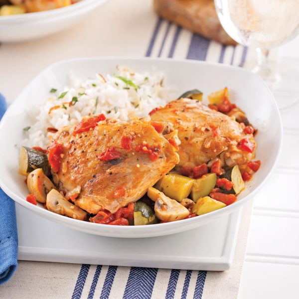 Summer Vegetable Chicken