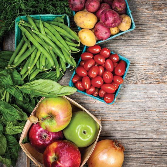Comment conserver les fines herbes, fruits et légumes les plus fragiles ?