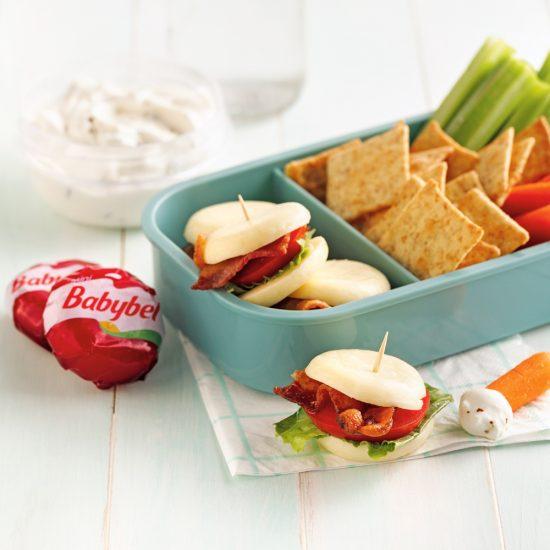 Mini-sandwichs Babybe-L-T