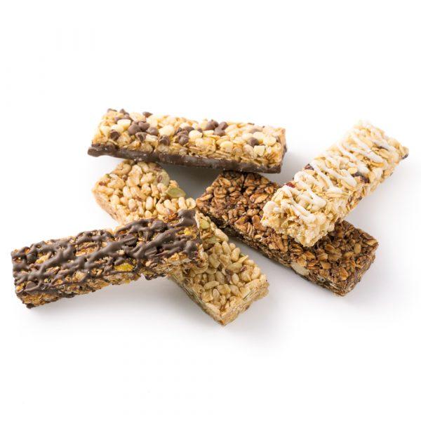 Quelles barres tendres choisir? Voyez l'avis de notre nutritionniste!