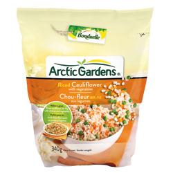 Chou-fleur en riz aux légumes Arctic Gardens surgelé