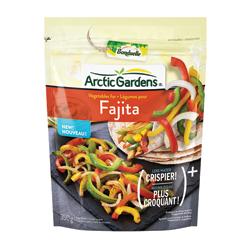 Légumes pour fajita surgelés Arctic Gardens