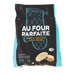 pommes de terre Au Four Parfaite Patates Dolbec