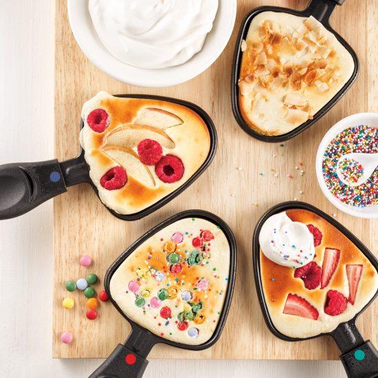 Raclette dessert vraiment trippante