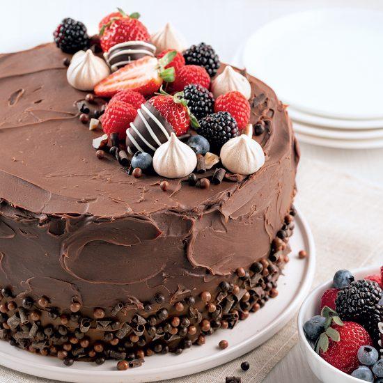 Gâteau de rêve au chocolat