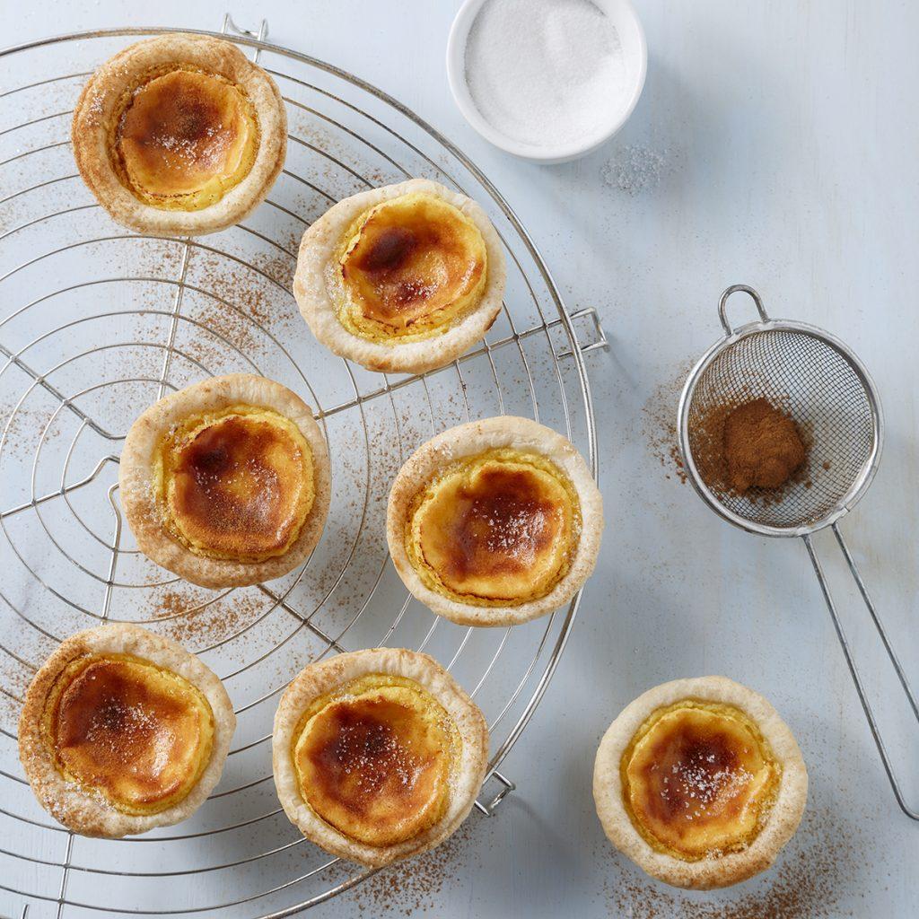 Tartelettes portugaises