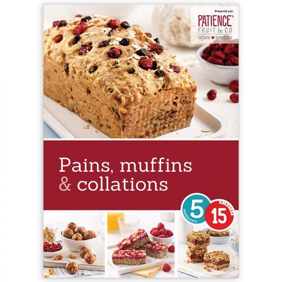 Magazine numérique gratuit: Pains, muffins et collations