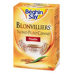 poudre de canne Béghin Say