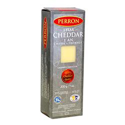 Cheddar Perron 1 an