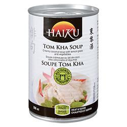 Soupe Tom Kha Haiku