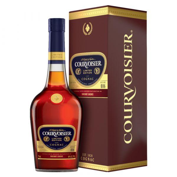 Le cognac Courvoisier: cultiver la qualité