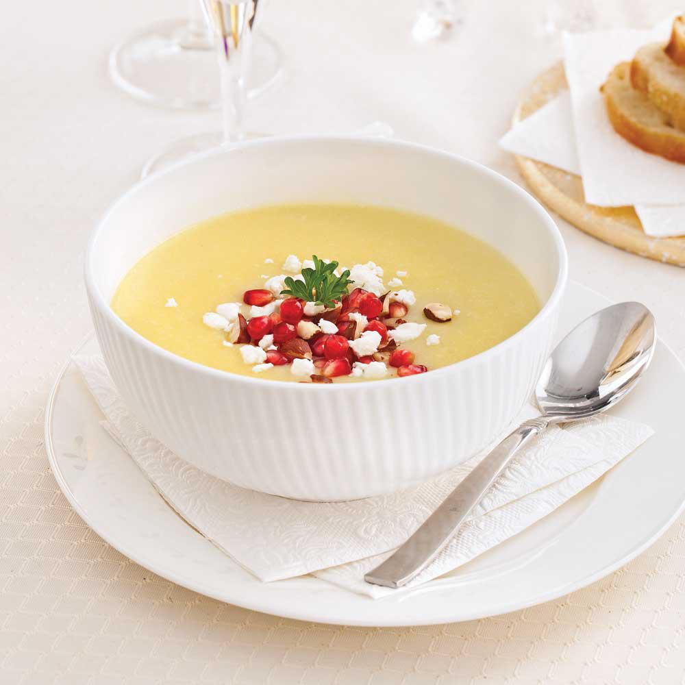 Mix and match – Potages et crèmes maison