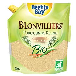 Sucre blond bio Blonvilliers