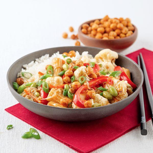Légumes Kung Pao