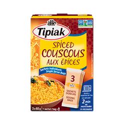 Couscous aux épices Tipiak