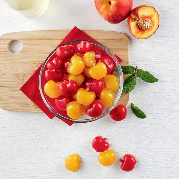 Jujubes santé au vinaigre de cidre de pommes