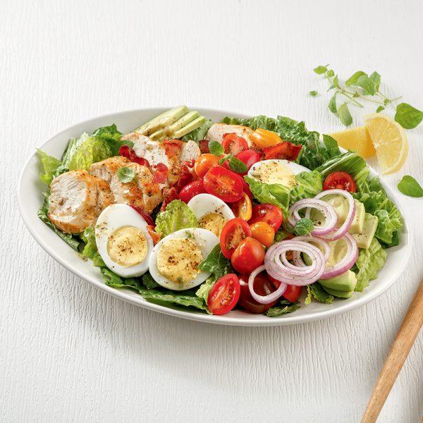 Salade Cobb au poulet