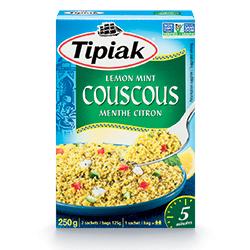 Couscous menthe citron Tipiak