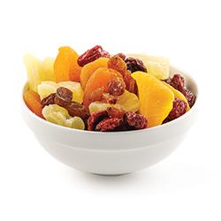 Fruits séchés au choix