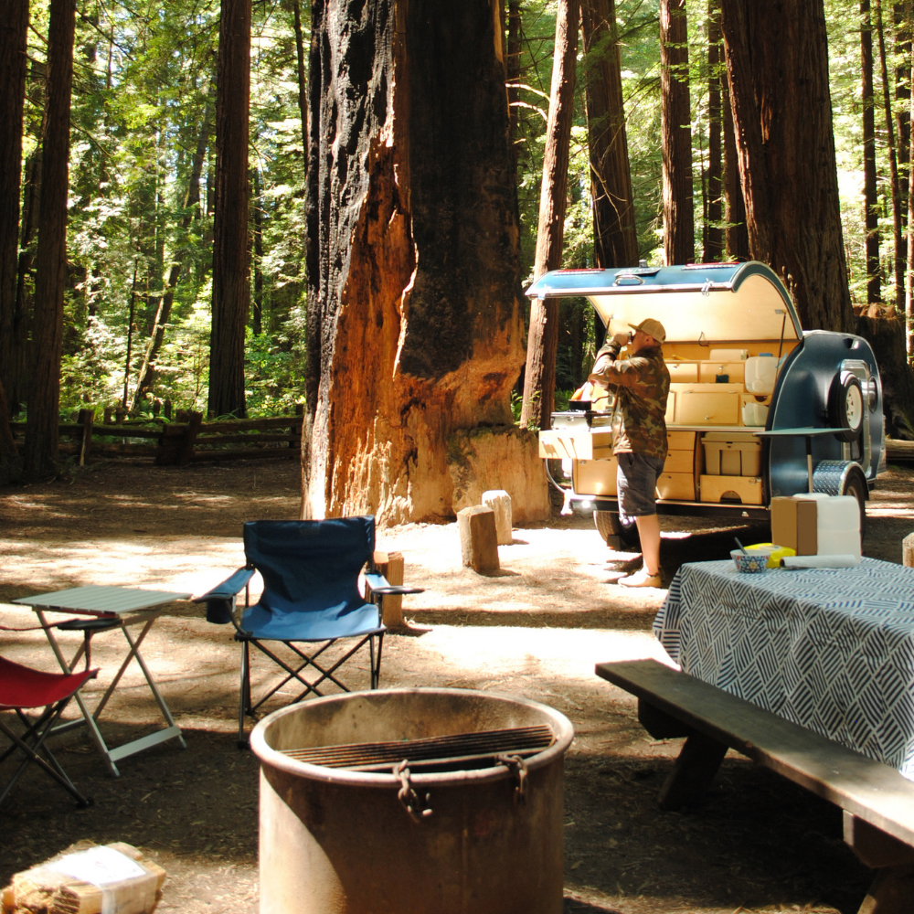 Liste d'épicerie – Menu camping (numéro juillet 2021)