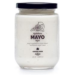 Mayonnaise végétalienne Canada Sauce