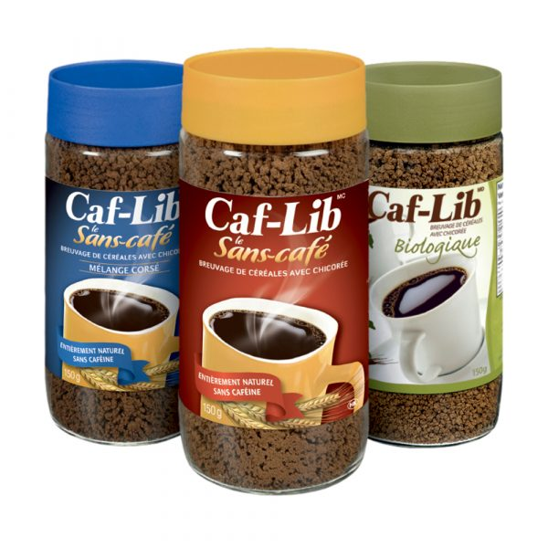Délices glacés au café sans caféine