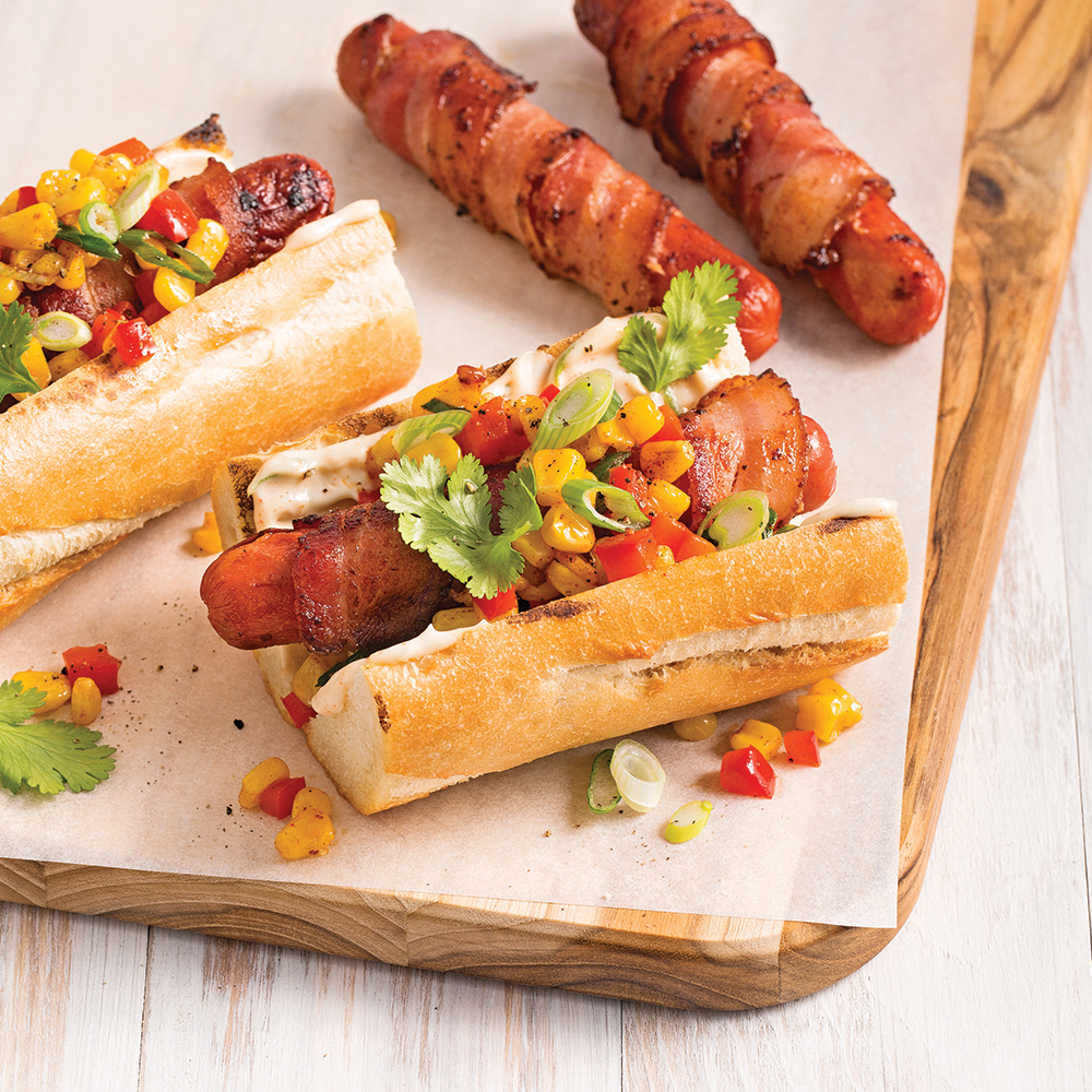 Hot-dog texan