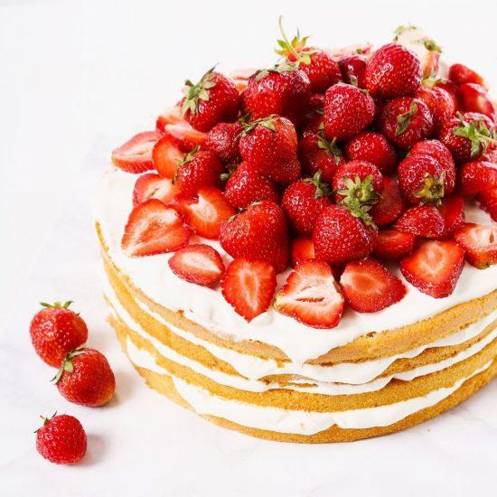 Comment faire le meilleur shortcake aux fraises?