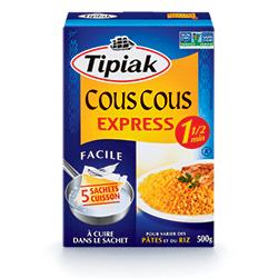 Couscous Express Tipiak