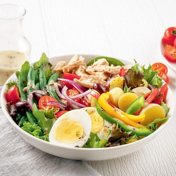 Poke bowl façon salade niçoise