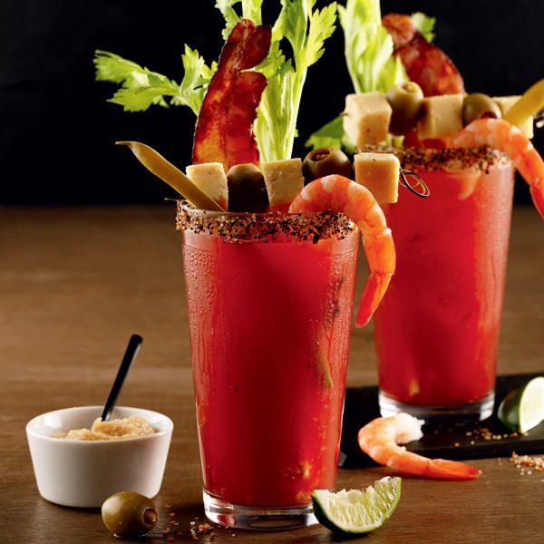 Bloody Caesar extrême