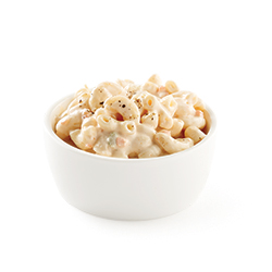 Salade de macaronis du commerce
