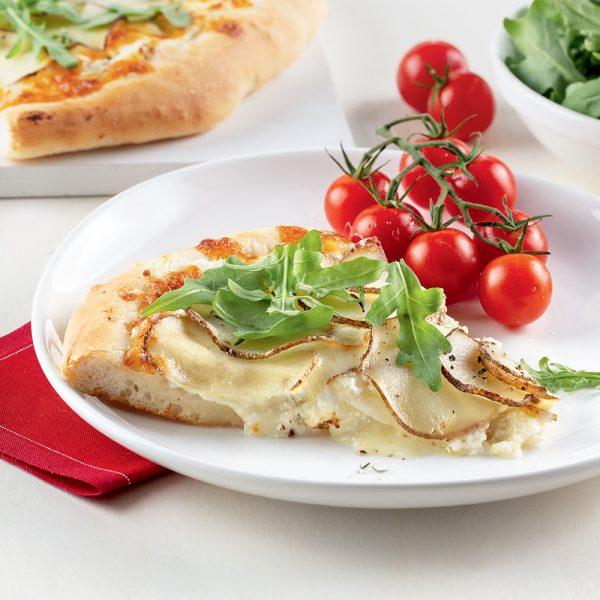 Pizza parmentière