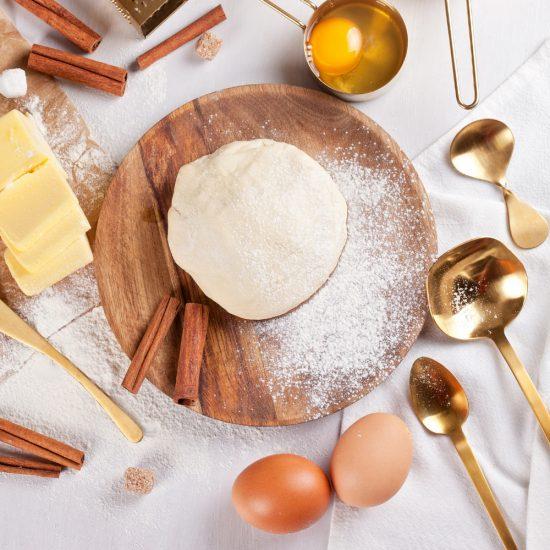 Pâte à tarte maison