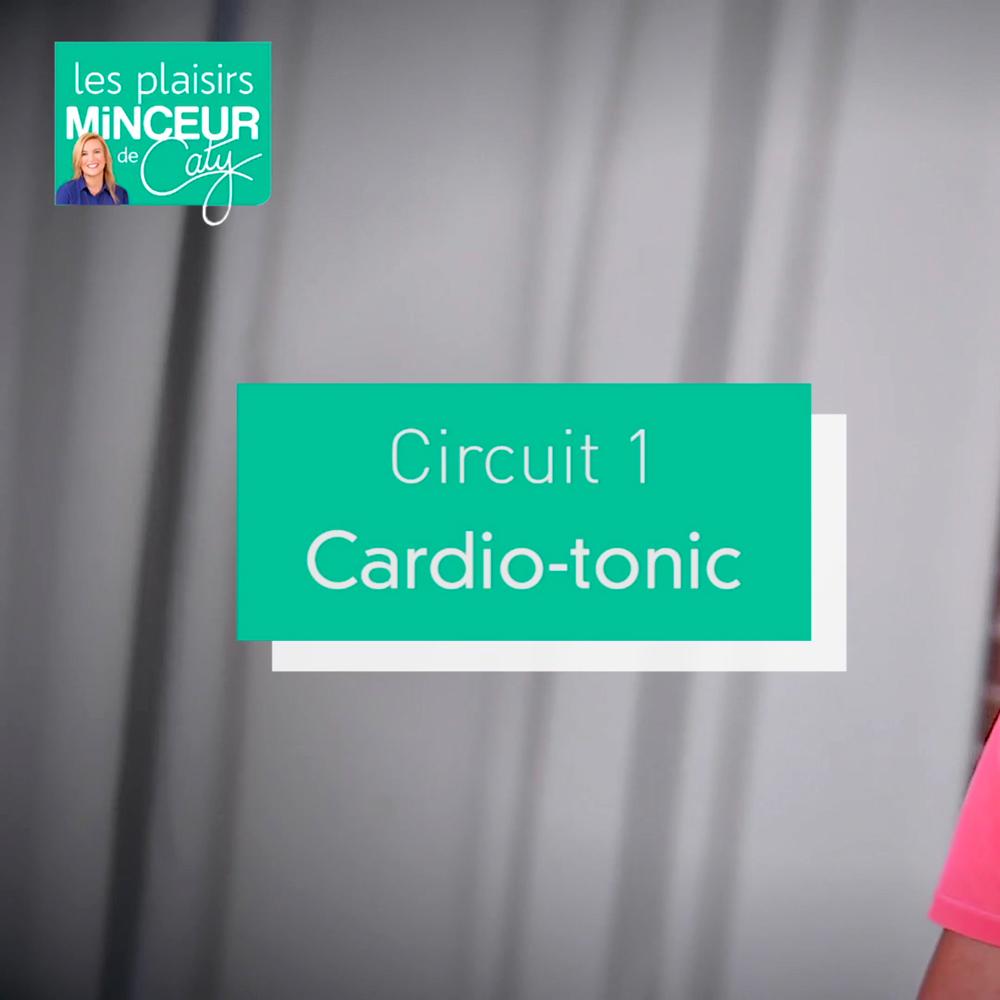 Plaisir Minceur hiver 2018: Circuit 1 – Cardio-Tonic