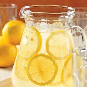 Limonade à la camomille