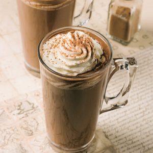 Chocolat chaud et café