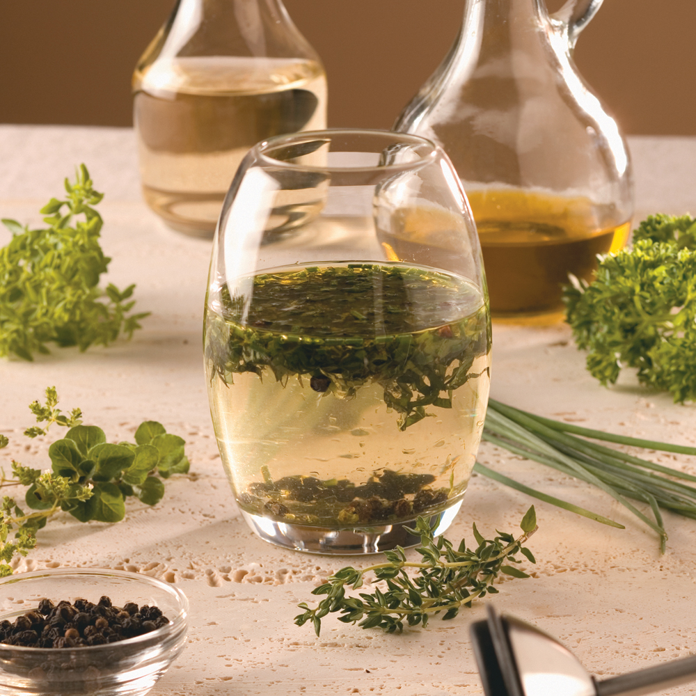 Marinade aux herbes
