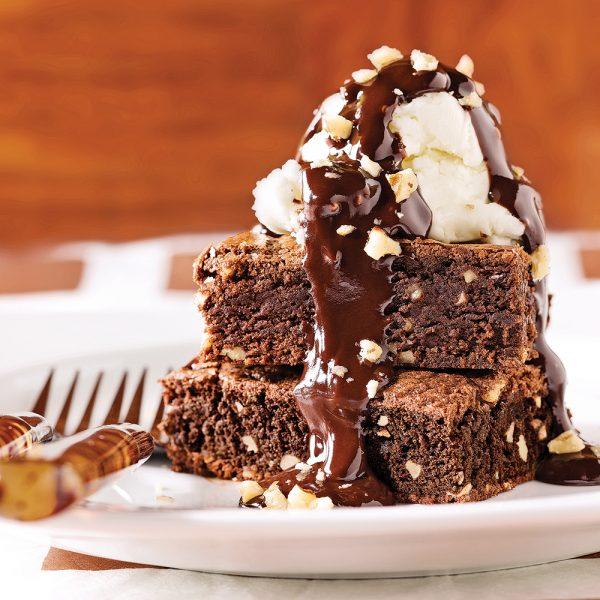 Brownies divins
